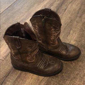 Girls Cherokee boots